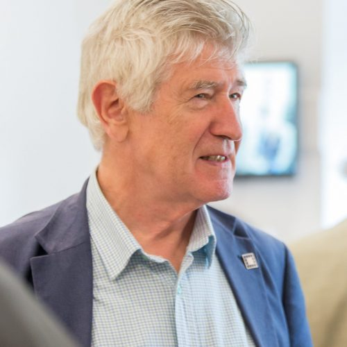 Alexander Moffat OBE RSA