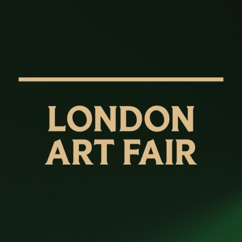 website banner for London Art Fair