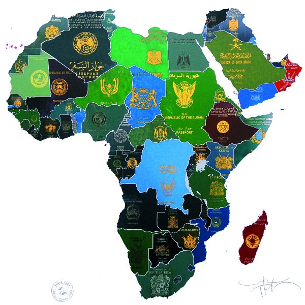 AFRICA - Yanko Tihov