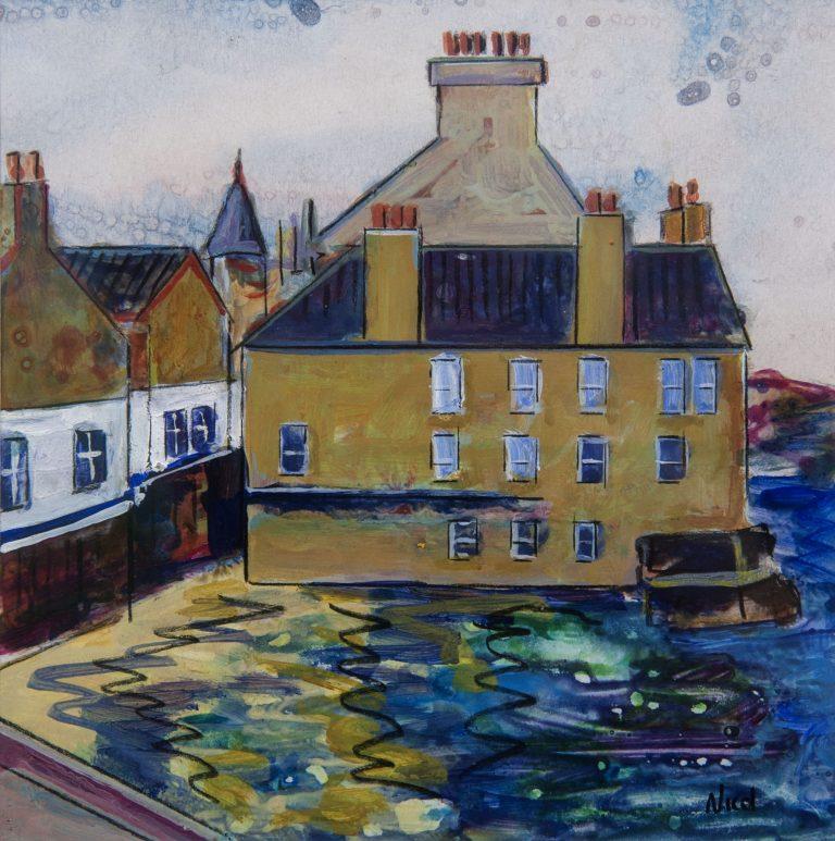 Bains Beach, Lerwick - Ruth Nicol