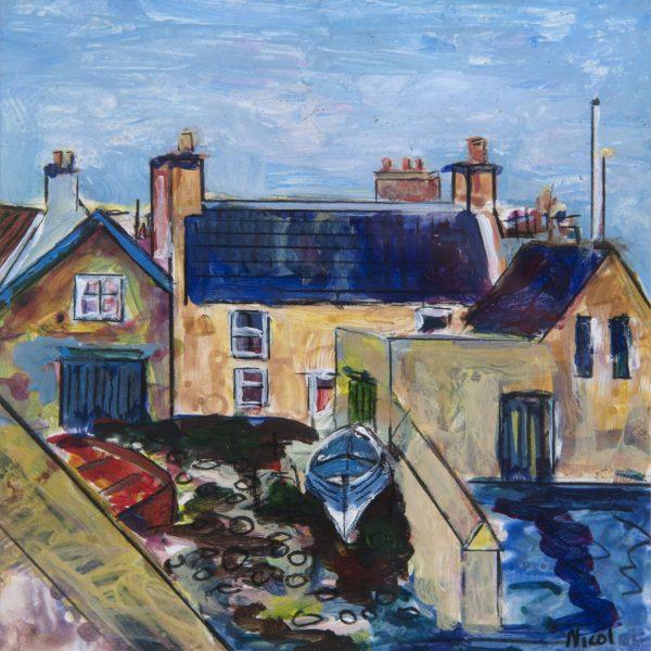 Loch Berne, Lerwick, Shetland - Ruth Nicol