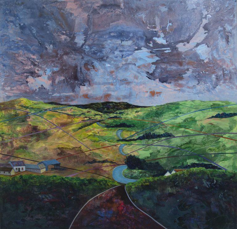 To Biggar from Brownsbank - Ruth Nicol