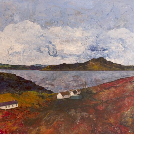 Osgaig, Raasay and Skye - Ruth Nicol