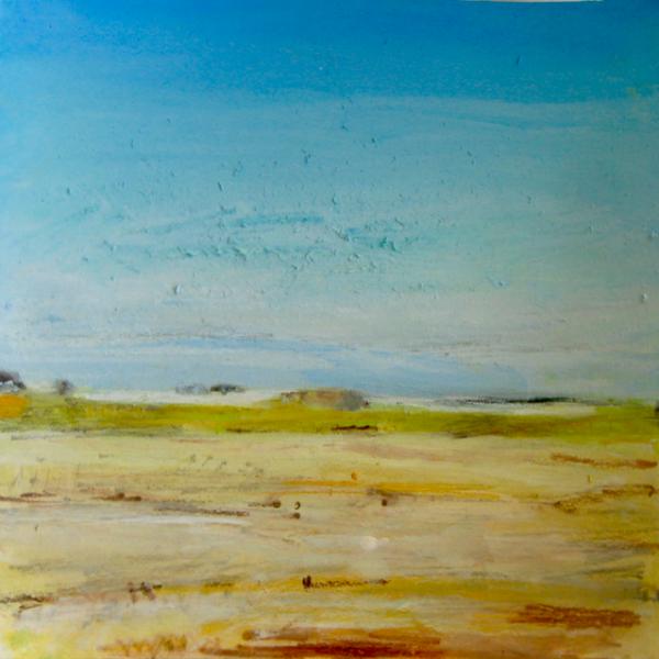 Morning at Kinglassie - Belinda Bullen