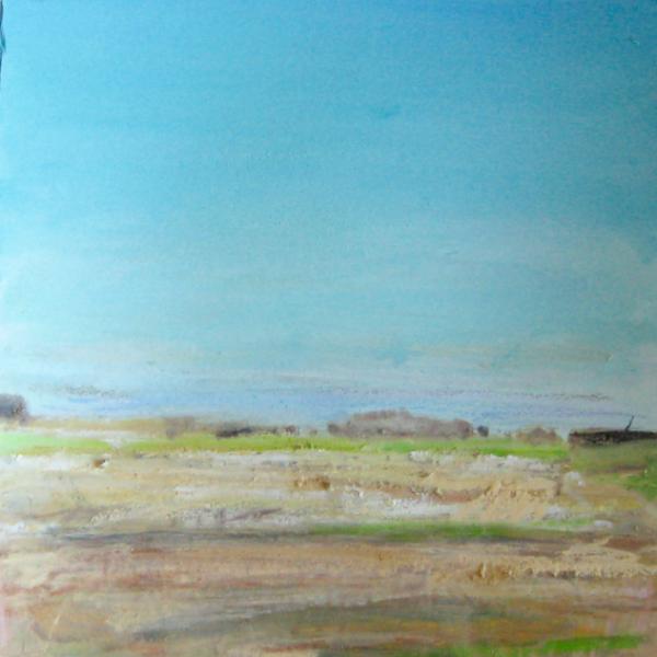 Towards Balcaskie - Belinda Bullen