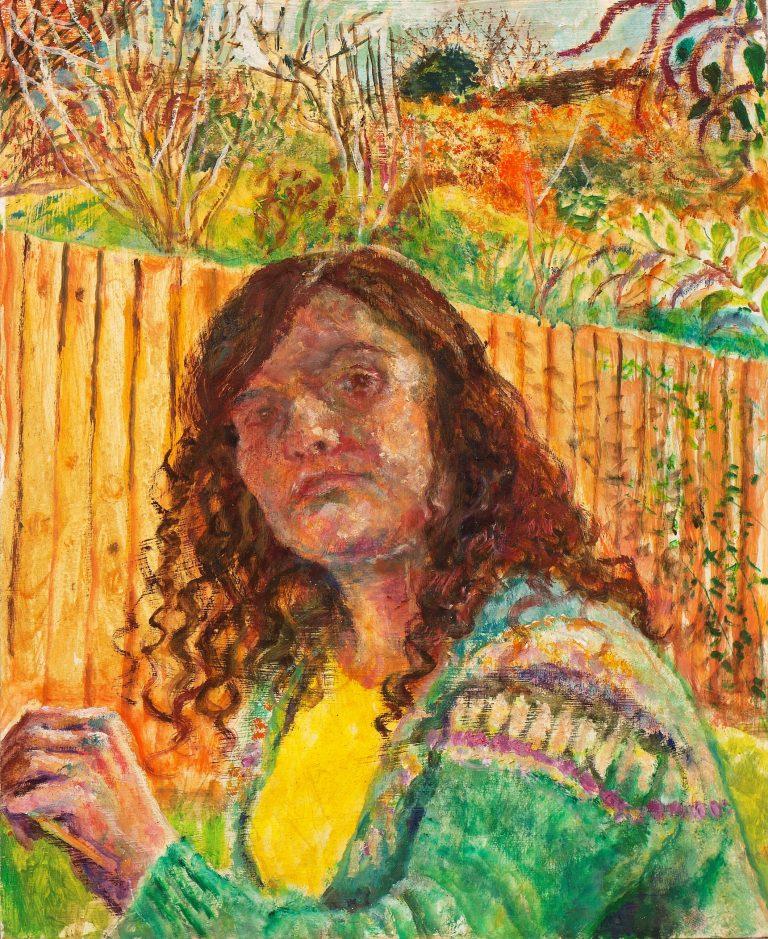 Self Portrait in Autumn - Sarah Longley