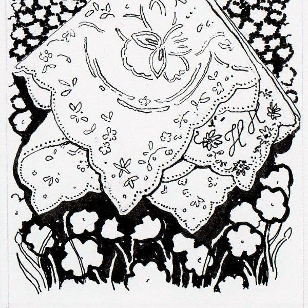 A Linen Handkerchief - Sarah Longley