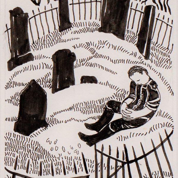 Snowdrops - Sarah Longley