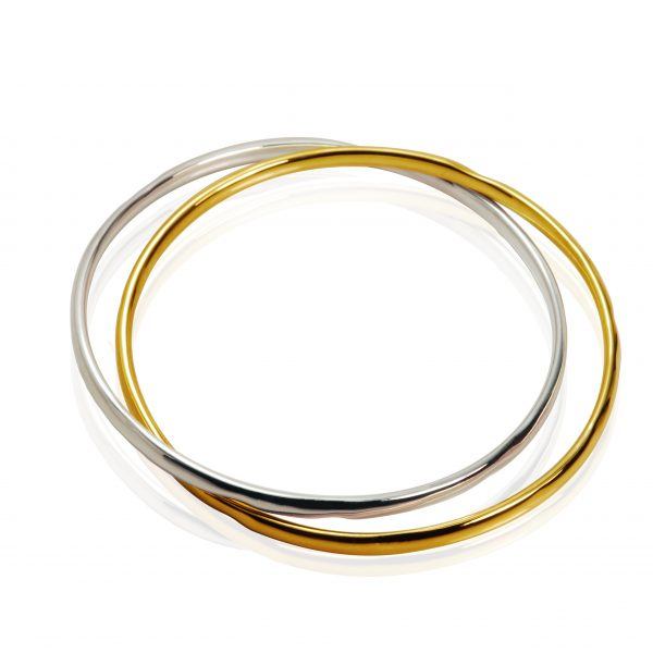 CONJUNCTUS SEMPER DOUBLE BANGLE - Dominic Walmsley