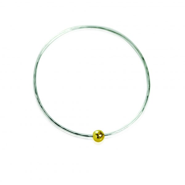 CONJUNCTUS SEMPER KINETIC BEAD BANGLE - Dominic Walmsley