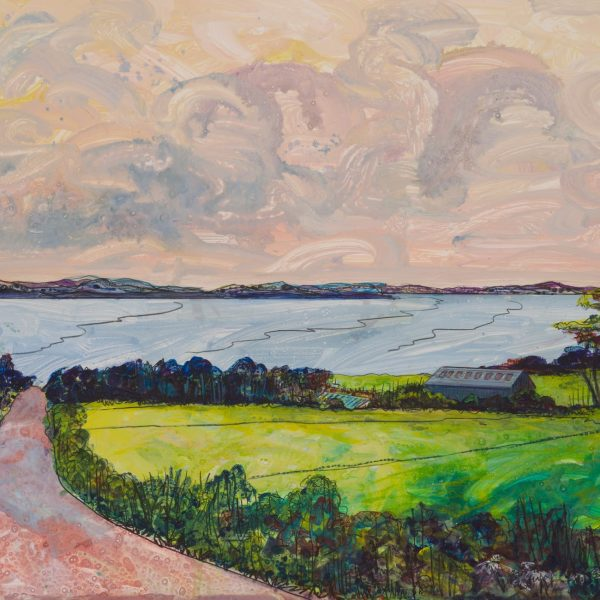 Approaching St Andrews - Ruth Nicol