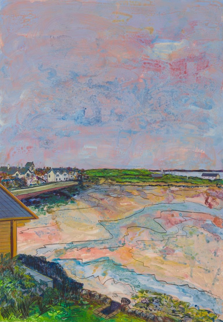 Beach Gardens, Elie - Ruth Nicol
