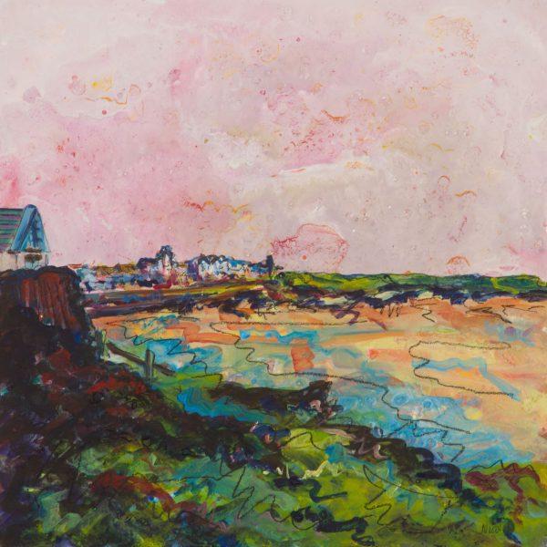 Elie Rocks and Beach - Ruth Nicol