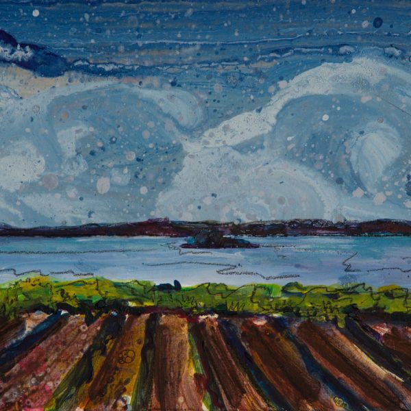 Ploughed Fields of Fife - Ruth Nicol