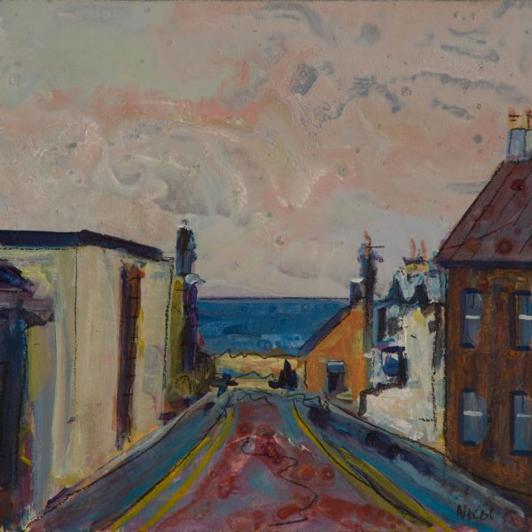 School Wynd, Elie - Ruth Nicol