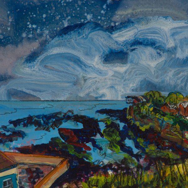 St Andrews Beach & Cliffs - Ruth Nicol