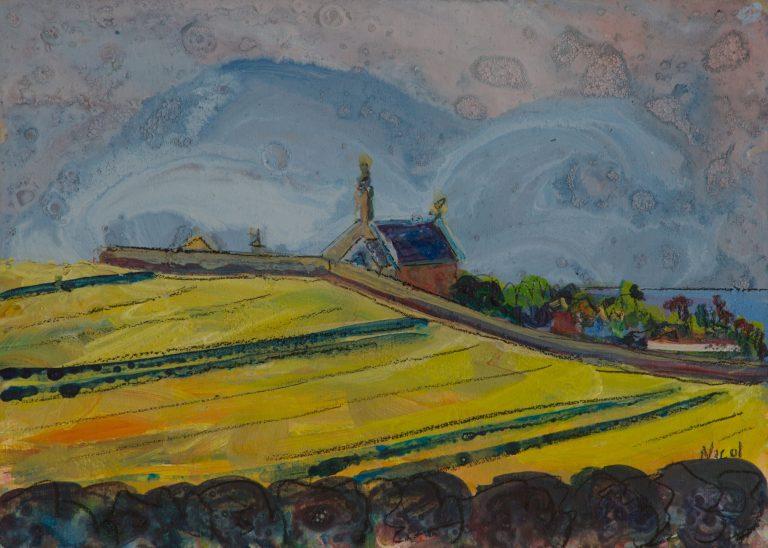 Boarhills Church - Ruth Nicol