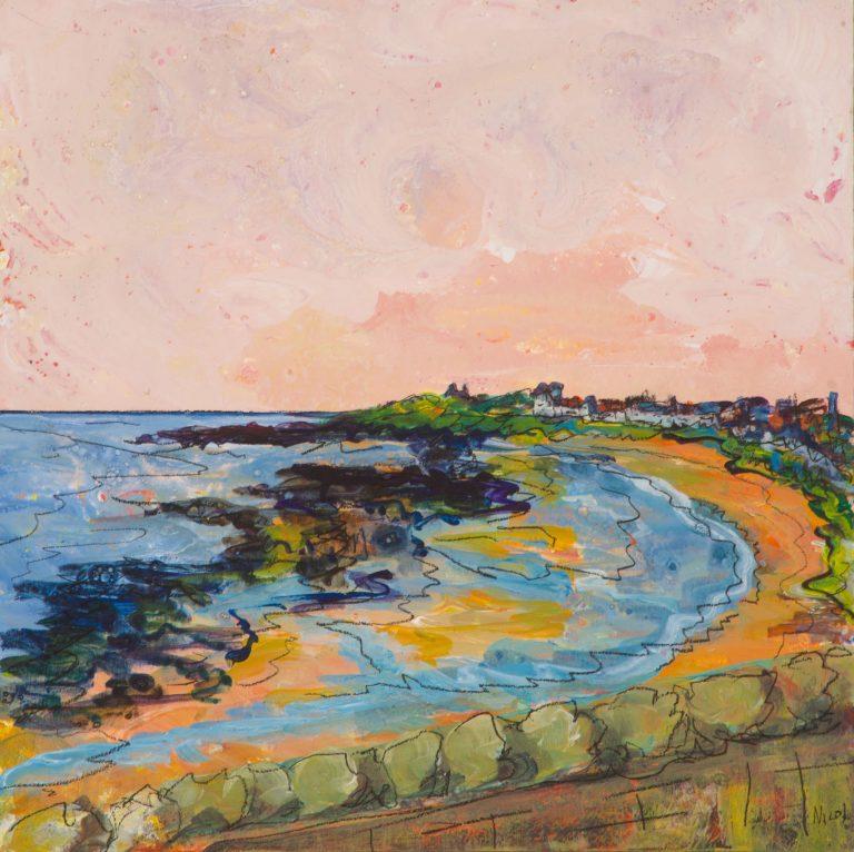 Elie Gardens and Beach - Ruth Nicol