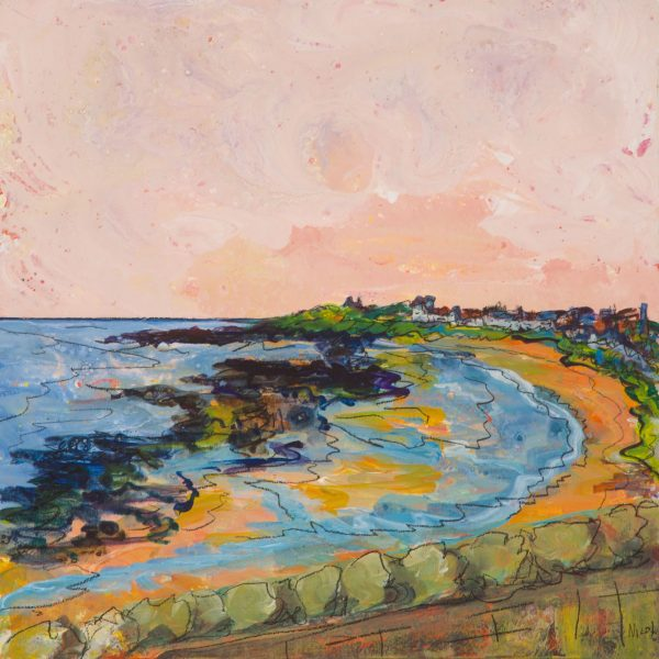 Elie Gardens and Beach - Ruth Nicol