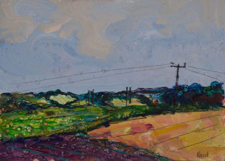 Lavender Verges Pittenweem - Ruth Nicol