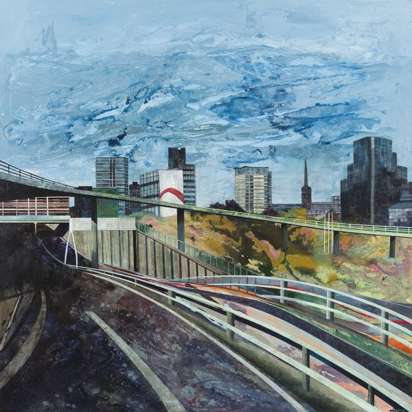 BRIDGED, M8 at CHARING CROSS - Ruth Nicol